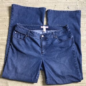 Chico's Jeans Size 2 (Chico's equiv of a 12/14)